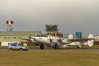 Avro Shackleton MR 2 WR963