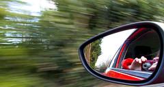 3/52 Motion. (Suggsys Girl) Tags: nikon a10 coolpix week32017 52weeksthe2017edition weekstartingsundayjanuary152017 52weekproject 352 motion motionblur blur car speed mirror refrlection week3theme
