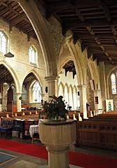 South aisle & nave (badger_beard) Tags: st saint peter paul alconbury cambridgeshire cambs church anglican huntingdonshire