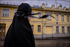 DR150504_001D (dmitry_ryzhkov) Tags: church russian orthodox sister nun wind weather day motion movement walk walker walkers pedestrian pedestrians sidewalk woman women lady sony alpha color colour colourful colours colorful colors one art city europe russia moscow documentary journalism street streets urban candid life streetlife citylife outdoor outdoors streetscene close scene streetshot image streetphotography candidphotography streetphoto candidphotos streetphotos moment light shadow people citizen resident inhabitant person portrait streetportrait candidportrait unposed public face faces eyes look looks