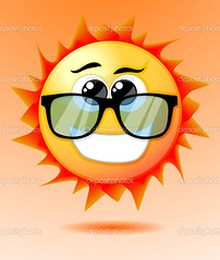 Cute cartoon sun (l_maks1) Tags: sun summer sunglasses vector cartoon smiling face smiley cute heat daylight sign star fire set sweat sunlight sunbeam funky characters yellow happiness glossy symbol orange meteorology season illustration shiny collection climate design laughing weather vacations sunbathing showing lifestyles cheerful wear eye relaxation