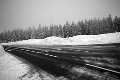 Schnee im Harz 2017