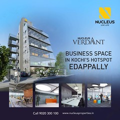 Breaking norms and conventions Nucleus Verdant is located at the hub of expansion, Edappally. With 4 floors and amenities, the business lounge is attempted to extend a helping hand to business groups by providing them with the benefits of a premium busine (nucleusproperties) Tags: life beautiful officespace kochi elegant style kerala lifestyle india luxury comfort nature architecture interior gorgeous design elegance environment beauty building exquisite view office business businessspace city construction atmosphere home living