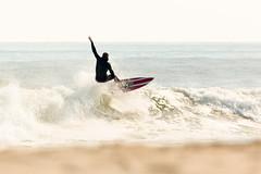 Surfer on Sunny Day (Erin Cadigan Photography) Tags: beach board break breakers daylight horizontal ocean outdoors radical sea splash sport sunny surfboard surfboarder surfer surfing water watersport waves wet