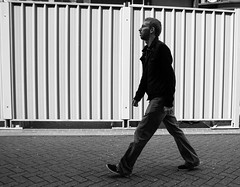 "_""_ (dagomir.oniwenko1) Tags: men male man mono street style sigma candid canon canoneos7d sigmadc1750 step person people humans lincoln lincolnshire life england edis08edis08"