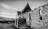 St Judes Church & School . (wayman2011) Tags: fujifilmxt10 lightroom wayman2011 bwlandscapes mono architecture churches religeousbuildings oldbuildings oldschools derelict ruins pennines dales teesdale harwood countydurham uk