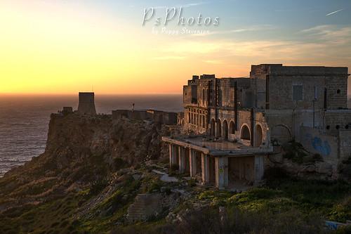 Abandoned Malta