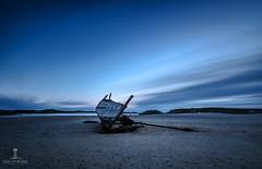 Bad Eddie, Donegal (declanburkephotography.com) Tags: nikon d750 donegal shipwreck abandoned ireland longexposure blue hour