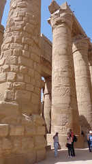 Karnak Temple Columns (Rckr88) Tags: karnak temple columns karnaktemplecolumns column luxor egypt africa travel relic relics ancient ancientegypt karnaktemplecomplex karnaktemple