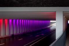 _DSC2677 (durr-architect) Tags: tunnel vision herman kuijer light installation dutch underpass zutphen netherlands architecture art designer artist colourful luminescent motorists cyclists pedestrians time space kcap baljon baauw royal haskoning dhv bam prorail train railway