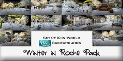 KaTink - Winter in Roche Pack (Marit (Owner of KaTink)) Tags: katink my60lsecretsale 60l 60lsales salesinsl salesinsecondlife 60lsalesinsl photography 3dphotography poses slposes posesforsecondlife