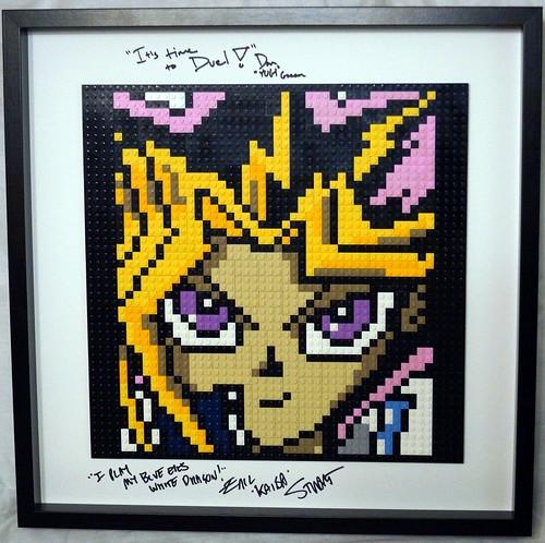 Yu-Gi-Oh Mosaic