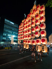 秋田竿燈まつり Akita Kanto Festival (かがみ~) Tags: japan panasonic 日本 akita 秋田 natsumatsuri 夏祭り kantou 竿燈 714mm gx7 竿燈まつり