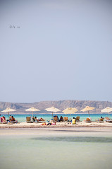 (robaldu) Tags: sea summer sky holiday beach landscape coast open air greece crete coastline seaboard