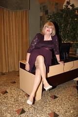 new102353-IMG_9874t (Misscherieamor) Tags: hotel tv sitting feminine cd tgirl transgender mature sissy tranny transvestite crossdress ts gurl tg travestis prettydress travesti travestie m2f xdresser tgurl