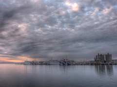 Morning on AUG 30, 2015 (6) (wakkanai097) Tags: morning japan hokkaido hdr wakkanai p7700