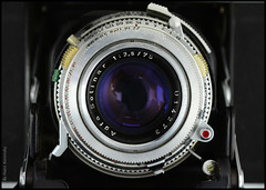 Agfa Solinar (01) (Hans Kerensky) Tags: camera lens super agfa isolette solinar anywhitefieldtagbyflickrsspamtagbot
