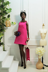 """ Pinkalicious "" Adele Makeda by Aquatalis (AlexNg & QuanaP) Tags: fashion by outfit model photos smoking le makeda adele royalty alexng pinkalicious quanap aquatalis"