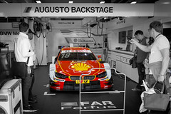 Moscow Raceway, DTM 2015, Augusto Farfus backstage (evergold) Tags: dtm 2015 augustofarfus moscowraceway