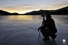 Frozen Tenaya Lake (Desert Rat Photography (E.A. Rosen)) Tags: yosemite halfdome yosemitenationalpark olmsteadpoint tiogaroad tiogard frozentenayalake tenayzlake