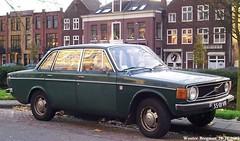 Volvo 144 1972 (XBXG) Tags: auto old holland classic haarlem netherlands car vintage volvo automobile sweden nederland swedish voiture sverige 1972 paysbas ancienne zweden 144 sudoise volvo144 3501vn