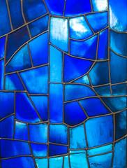 Composition - 1963 - Serge Poliakoff / Atelier Simon Marq (y.caradec) Tags: paris france lumix europe ledefrance stainedglass vitrail trocadero iledefrance chaillot 2015 journesdupatrimoine gx7 journeseuropennesdupatrimoine citdelarchitecturedupatrimoine dmcgx7 lumixgx7 september2015 expositionchagall benzakenlevitrailcontemporain 20septembre2015 jep2015