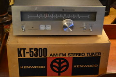 """KENWOOD KT-5300AM/FM STEREO TUNER, BOX. • <a style=""""font-size:0.8em;"""" href=""""http://www.flickr.com/photos/51721355@N02/21854337600/"""" target=""""_blank"""">View on Flickr</a>"""
