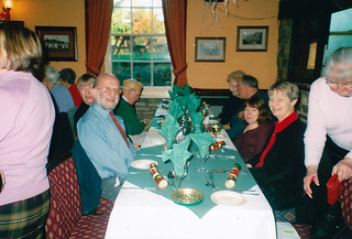 Dec 2004 Christmas lunch 01