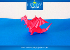 origami (WonderPapers) Tags: art paper wonder origami papers fold