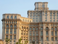 Bucharest, Romania (Aug-2015) 005 (MistyTree Adventures) Tags: urban building architecture europe cityscape outdoor romania bucharest palaceoftheparliament