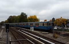 6236, Kieferngarten, DEU-M (dolanansepur) Tags: public underground subway munich metro transportation ubahn mnchner mvg awagen verkehrsgesellschaft