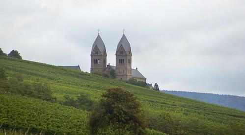Rudesheim - Abadía St. Hildegard