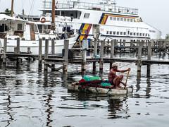 Keep calm (hastuwi) Tags: pier ag flickrfriday serbaserbi thetimesarechanging arthagraha