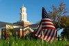 Veteran's Day at Christopher Newport University (Ben Herzberg) Tags: blue red usa white college grass stars army star us memorial war university day vet stripes library flag military navy lawn stripe christopher national newport cupola dome marines wars blade colleges airforce cnc troops blades greatlawn memorialday troop veterans veteransday vets cnu universities christophernewport trible christophernewportuniversity americannation triblelibrary veteran's