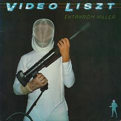 Video Liszt - Ektakröm killer (oopswhoops) Tags: french album vinyl synth electronic pinhas