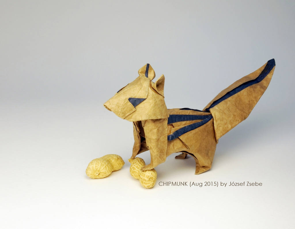 The Worlds Most Recently Posted Photos By Zsebe Origami Flickr Advanced Fox Instructions Diagram Of Squirrel Chipmunk Aug 2015 Tags Stripedsquirrel Zsebeorigami
