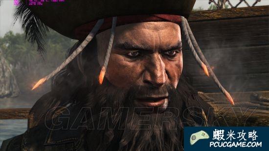 刺客教條 梟雄 序列4彈奏船歌技巧 4代主角愛德華彩蛋