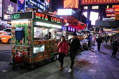 New York City (Maddcat Jazzboi) Tags: thanksgiving newyorkcity night nikon elements d7200