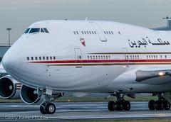 Kingdom of Bahrain Boeing 747-400 A9C-HAK EIDW 101215-8 (gerrykane214) Tags: new ireland dublin airplane airport paint december aviation kingdom international boeing job 747400 bahrian 2015 a9chak