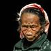 Femme Khamu. Luang Nam Tha. Laos