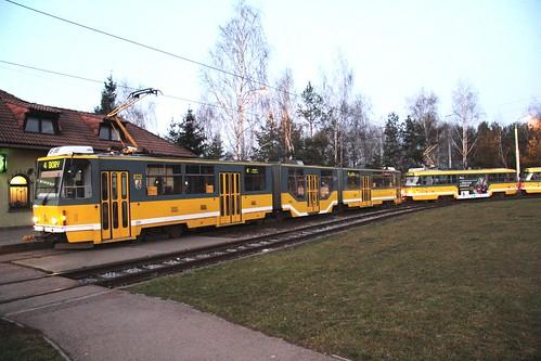 PMDP (Plzeň) tram 290 Košutka