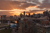Sunrays (Strykapose) Tags: sunrays newyorkcity newyork manhattan edkoch queensboro bridge sunset 59thstreet clouds rooseveltisland rooftop eastriver dusk cityscape strykapose skyline nycskyline nyccondo colors empirestatebuilding chryslerbuilding trumpworldtower citigroupcenter worldtradecenter crowns tramway cantilever steel beams smokestack metlifebuilding roundabout unbuilding panorama ef2470mmf28liiusm 5dsr rrs