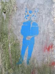 CatMan (Feathering the Nest) Tags: catman graffiti streetart man artwork stencil wall