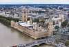 Palace of Westminster (Daveography.ca) Tags: london centrallondon britain unitedkingdom uk gb city urban aerial thames river westminster riverthames palaceofwestminster parliament building architecture bridge westminsterbridge england greatbritain stitch imagecompositeeditor microsoftimagecompositeeditor microsoftice skyline dense density