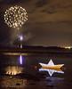 346 - Illumination Festival (md93) Tags: 366 irvine harbour harbourside fireworks display illumination festival arts scottish maritime museum ayrshire reflections