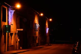 Pont-de-Labeaume, illuminations 2014