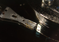 drive macro (glyn_nelson) Tags: macro harddiskdrive head