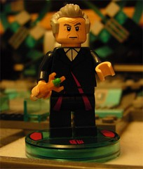 Lego Dimensions Doctor Who 12th Doctor (Doc Nero) Tags: lego dimensions dc movie sonic hedgehog midway ninjago doctor who arcade spy hunter joker batman tardis dalek