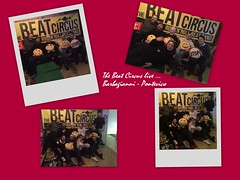 The Beat Circus live @Birreria Barbagianni
