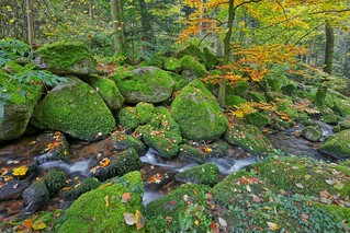 Geishöll Wasserfälle